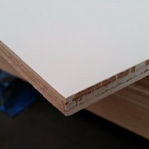 Okoume multiplex wit gegrond 22mm WBP QuickPlex® 250x122cm