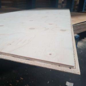 Radiata Pine 18mm 244x61cm tong/groef CP/C