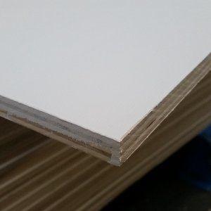 Populieren multiplex wit gegrond 250x122cm MR B/BB (InterPrime®)